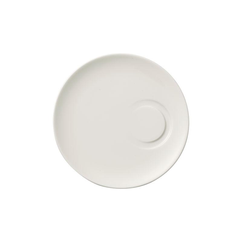 Villeroy & Boch - MetroChic blanc - spodek do filiżanki do espresso - średnica: 14,5 cm
