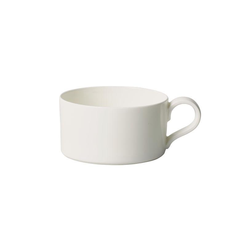 Villeroy & Boch - MetroChic blanc - filiżanka do herbaty - pojemność: 0,23 l