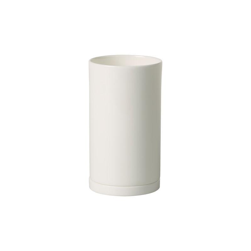 Villeroy & Boch - MetroChic blanc Gifts - lampion na tealight - wysokość: 13 cm
