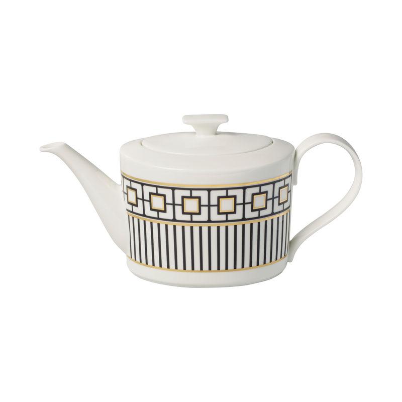 Villeroy & Boch - MetroChic Gifts - mały dzbanek do herbaty - pojemność: 0,4 l