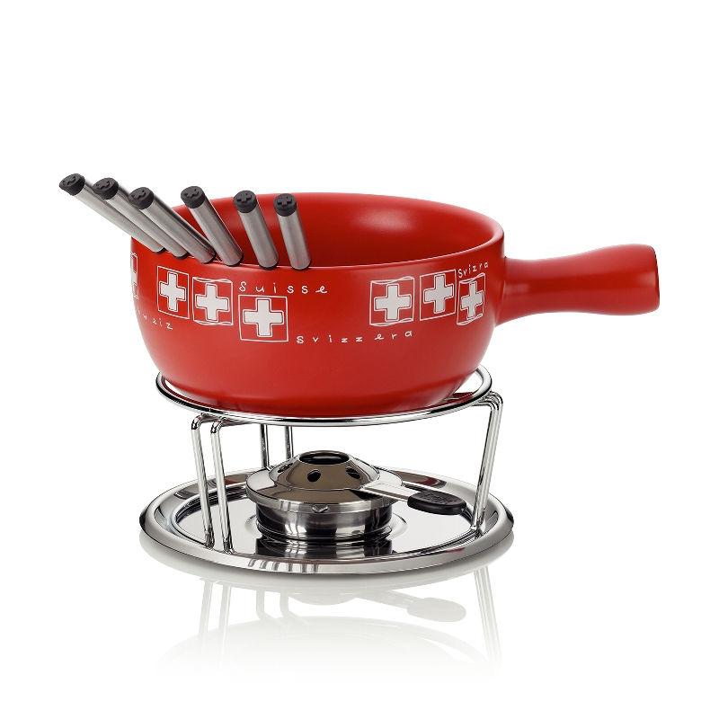 Kela - Bern - zestaw do fondue - średnica: 22,5 cm