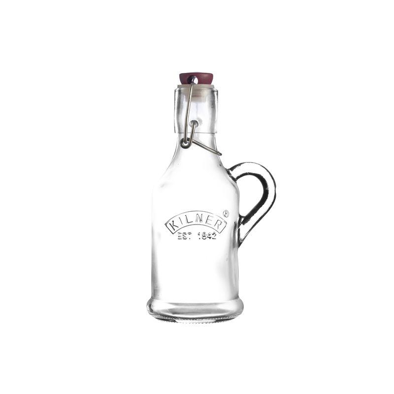 Kilner - Clip Top Bottle - butelka na oliwę lub ocet - pojemność: 0,2 l