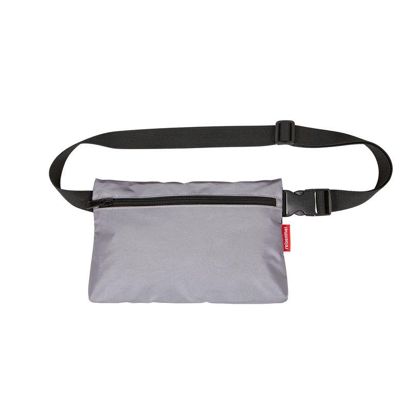 Reisenthel - beltbag flat - nerka odblaskowa - wymiary: 27 x 17,5 x 1,5 cm