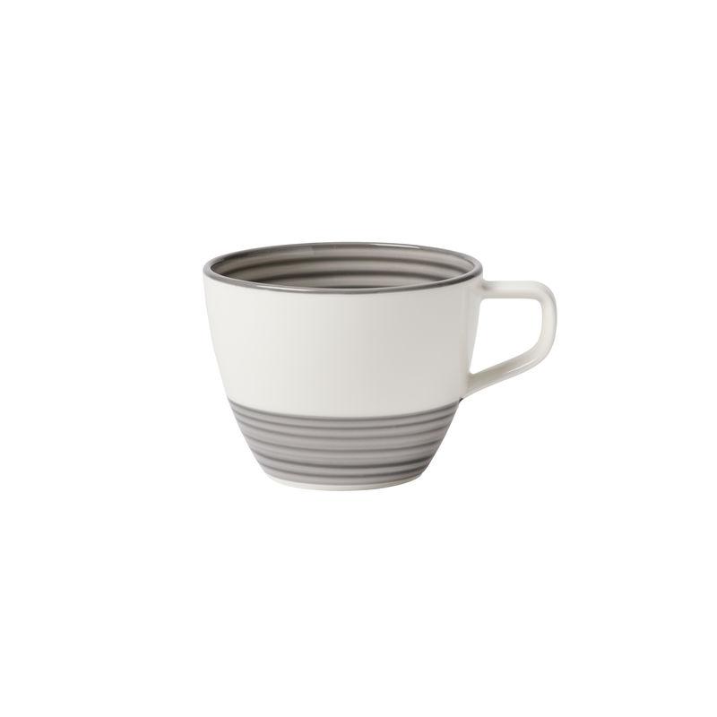 Villeroy & Boch - Manufacture gris - filiżanka do kawy - pojemność: 0,25 l