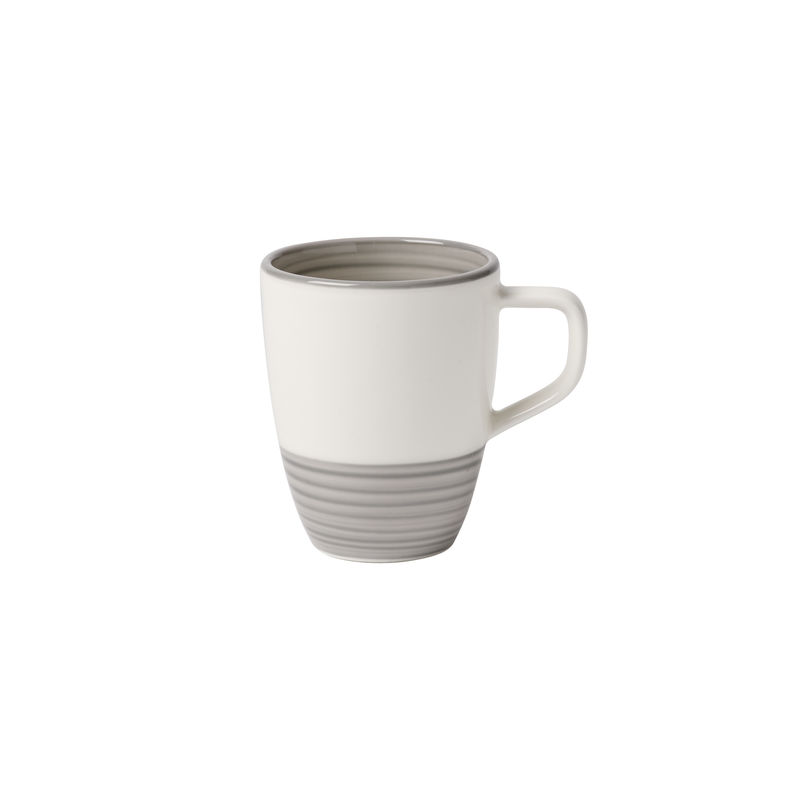 Villeroy & Boch - Manufacture gris - filiżanka do espresso - pojemność: 0,1 l