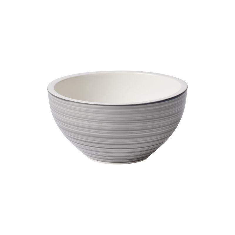 Villeroy & Boch - Manufacture gris - miseczka - pojemność: 0,6 l