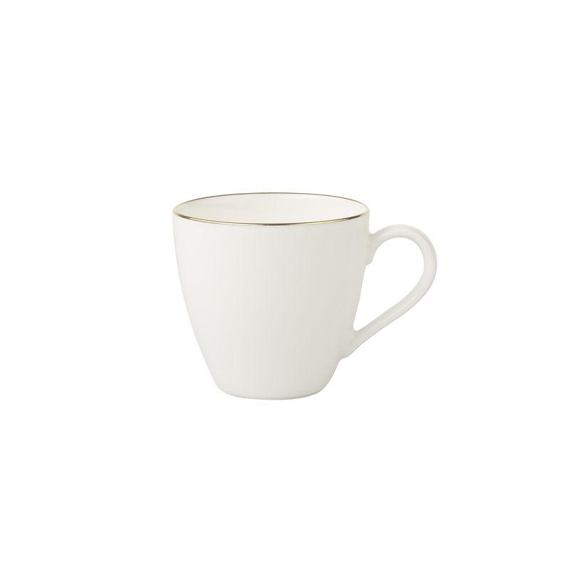 Villeroy & Boch - Anmut Gold - filiżanka do espresso - pojemność: 0,1 l