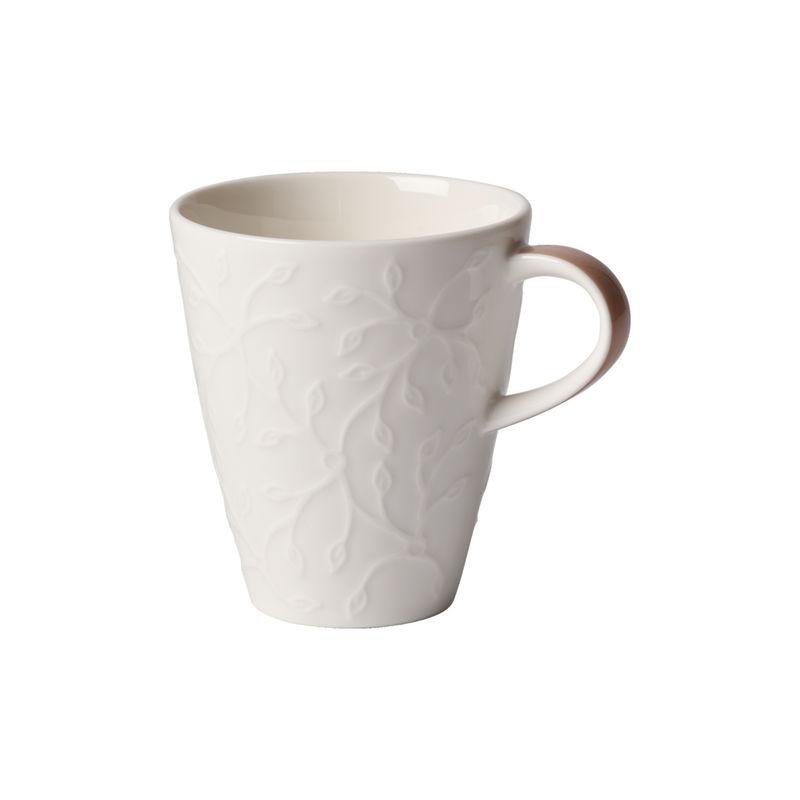 Villeroy & Boch - Caffé Club Floral Touch of Hazel - mały kubek - pojemność: 0,2 l