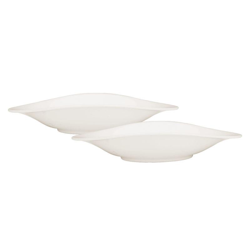 Villeroy & Boch - Vapiano - 2 talerze do makaronu - wymiary: 26 x 21 cm