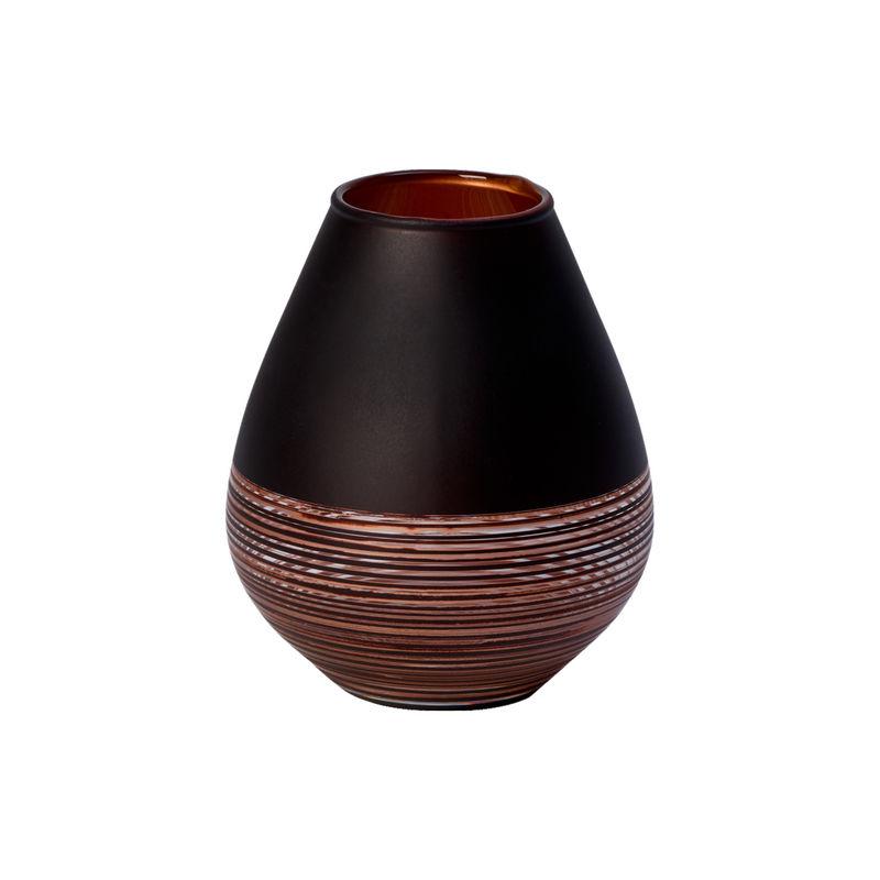Villeroy & Boch - Manufacture Swirl - wazon - wysokość: 12 cm