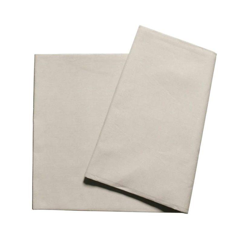 Sagaform - Textile - obrus beżowy - wymiary: 160 x 250 cm