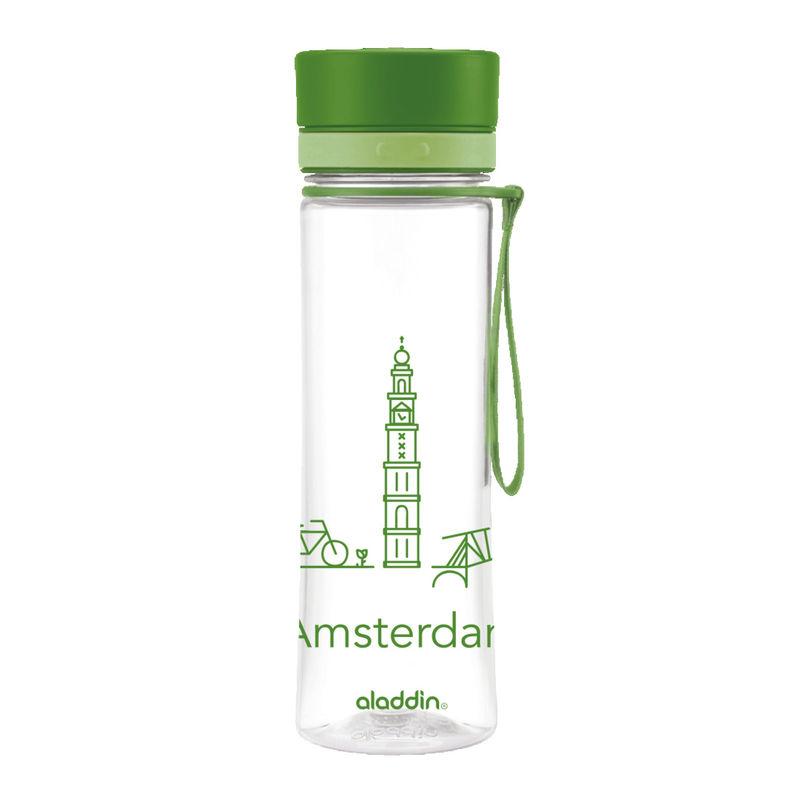 Aladdin - Amsterdam - butelka na wodę - pojemność: 0,6 l