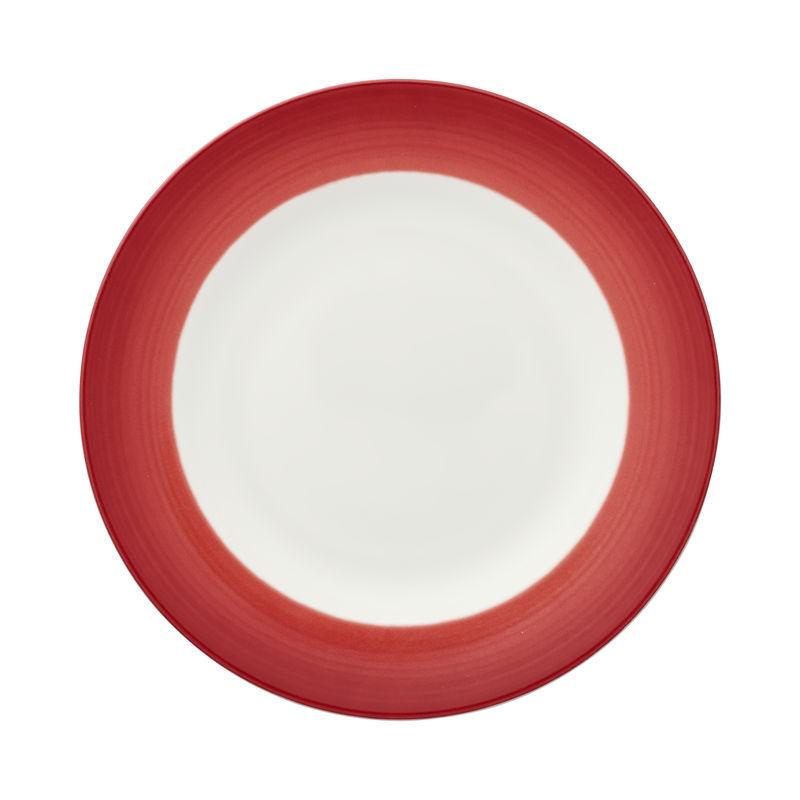 Villeroy & Boch - Colourful Life Deep Red - talerz sałatkowy - średnica: 21,5 cm