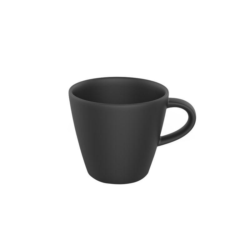 Villeroy & Boch - Manufacture Rock - filiżanka do kawy - pojemność: 0,22 l