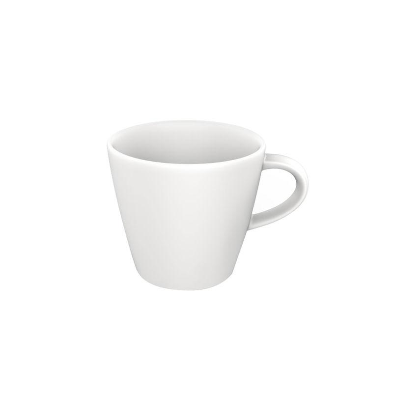 Villeroy & Boch - Manufacture Rock blanc - filiżanka do kawy - pojemność: 0,22 l