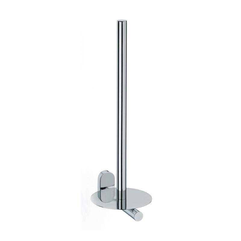Kela - Lucido - wieszak na papier toaletowy - wysokość: 38 cm