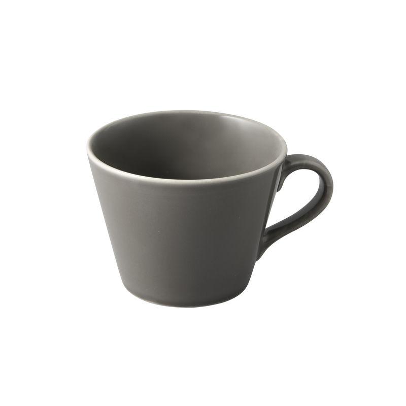 Villeroy & Boch - Organic Taupe - filiżanka do kawy - pojemność: 0,27 l
