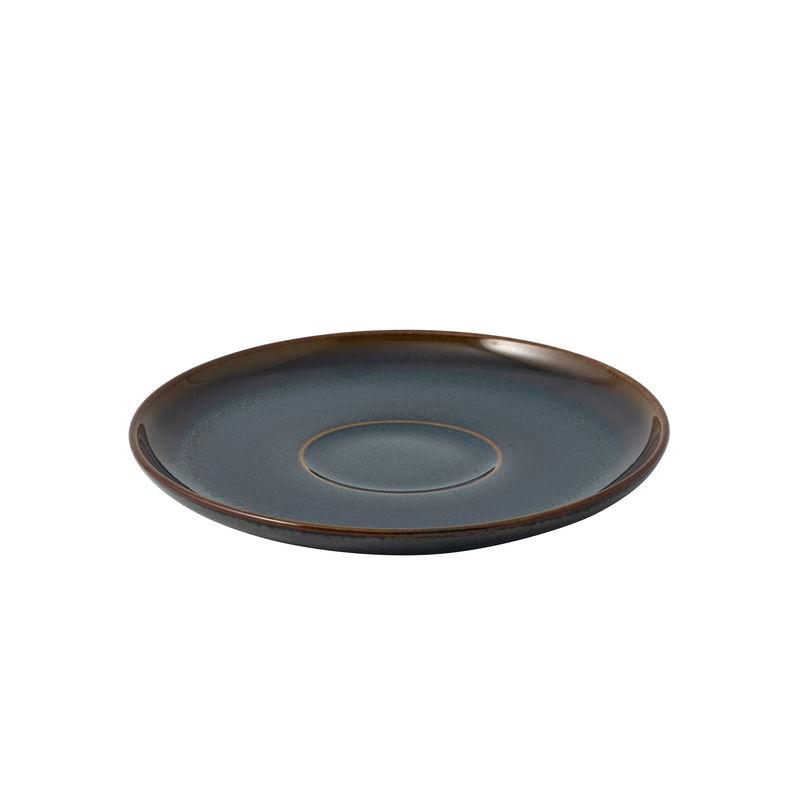 Villeroy & Boch - Crafted Denim - spodek do filiżanki do kawy - średnica: 15 cm