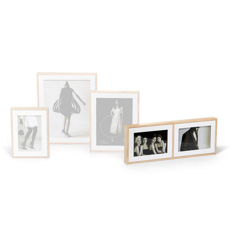 Philippi - Fashion - podwójna ramka na zdjęcia - wymiary: 15 x 10 cm