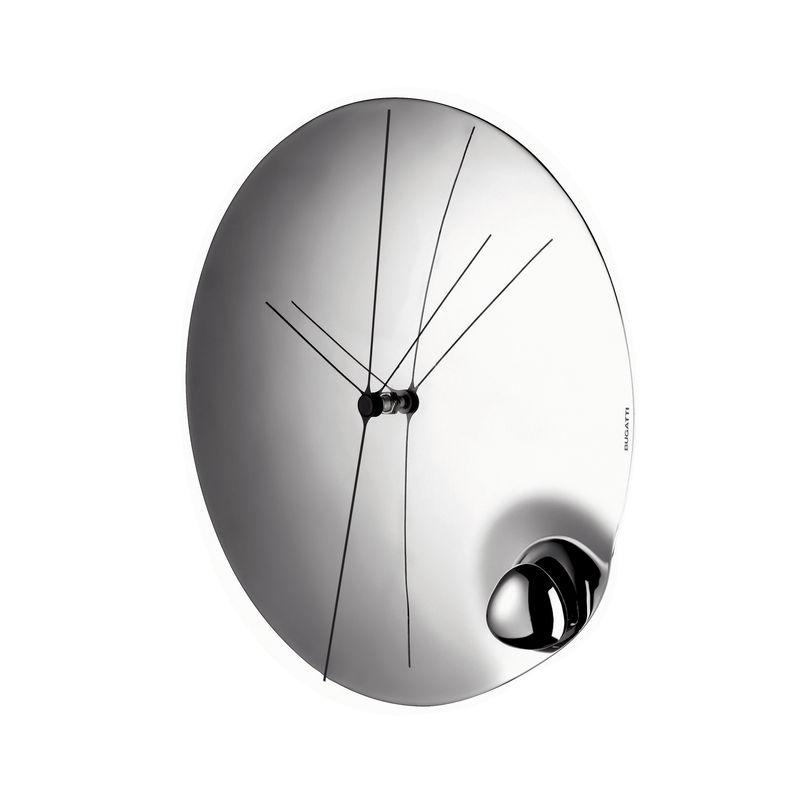 Bugatti - Acqua - zegar ścienny - średnica: 32 cm
