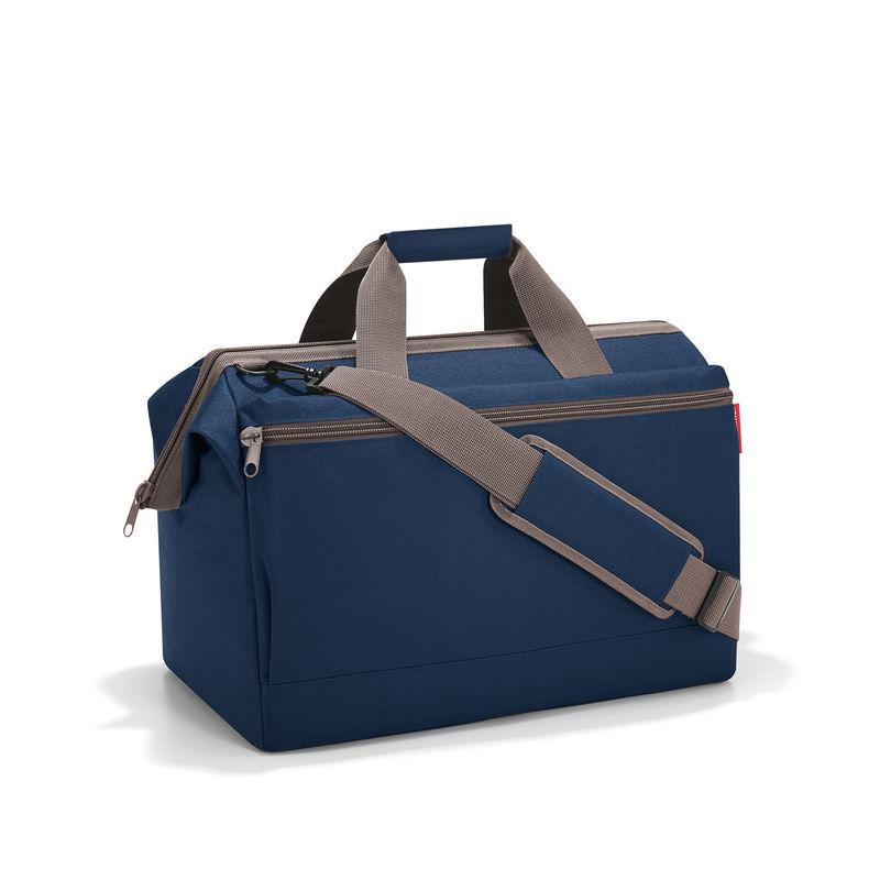 Reisenthel - allrounder L pocket - torba - wymiary: 48 x 39,5 x 29 cm