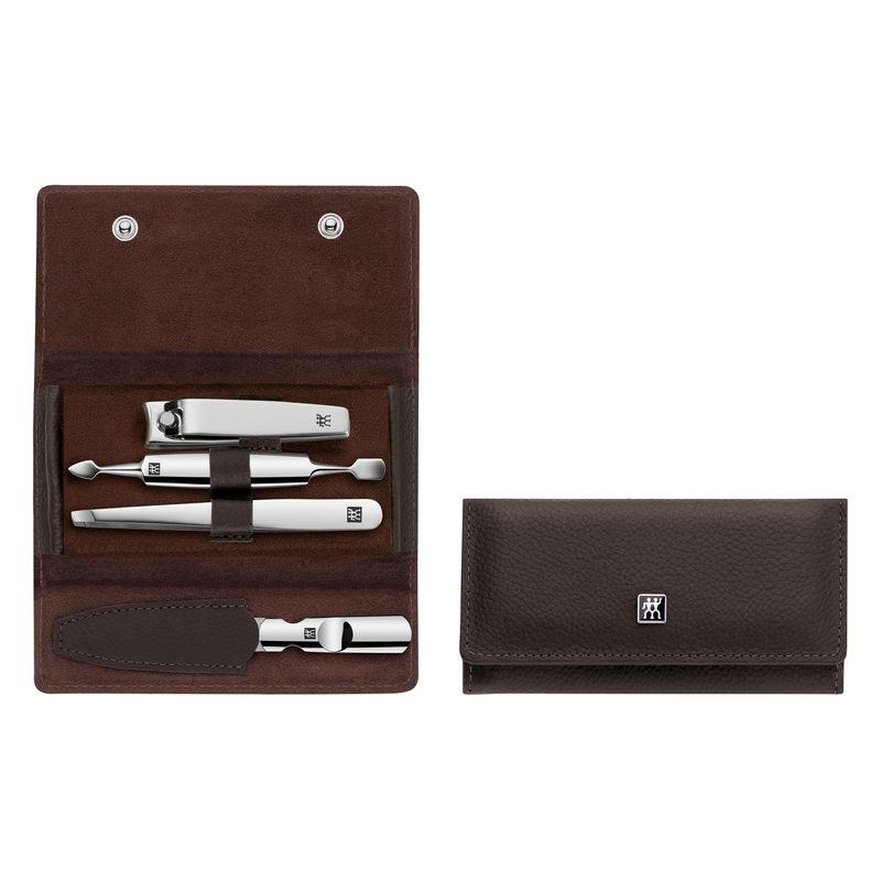 Zwilling - Classic Inox - zestaw do manicure - 4 elementy