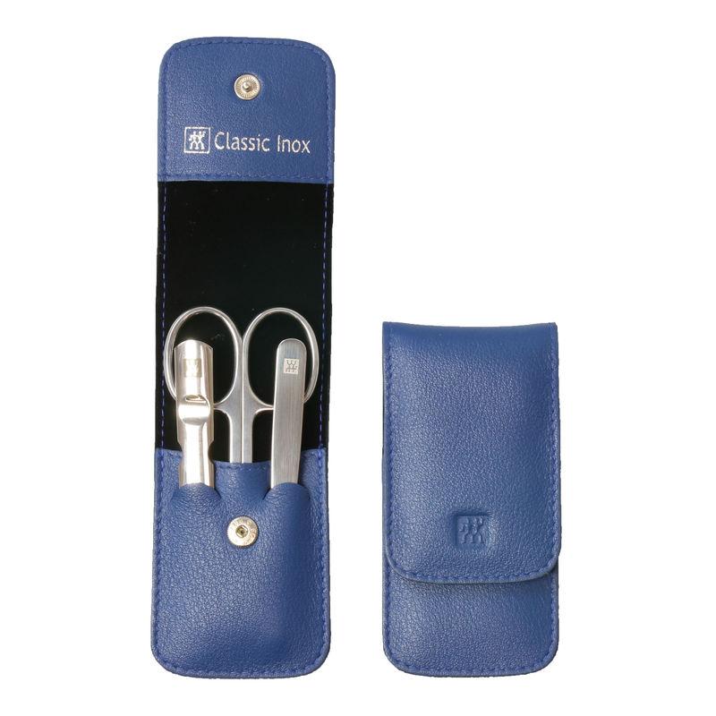 Zwilling - Classic Inox - zestaw do manicure - 3 elementy