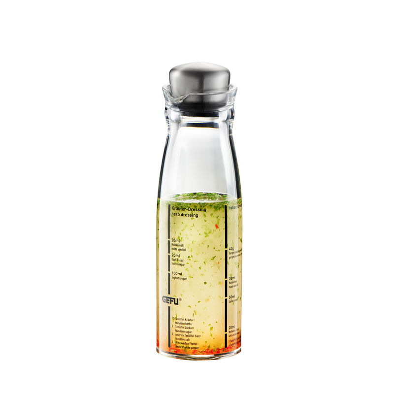 Gefu - Mixo - shaker do sosów, marynat i dressingów - wysokość: 20 cm