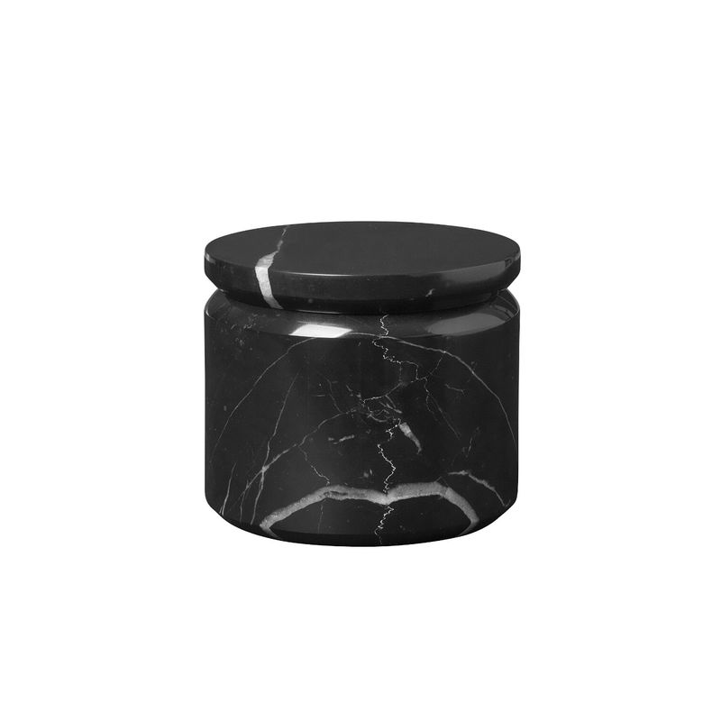 Blomus - Pesa - marmurowy pojemnik - średnica: 9 cm