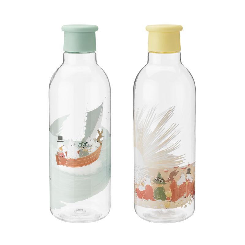 RIG-TIG - Muminki - butelki na wodę - pojemność: 0,75 l