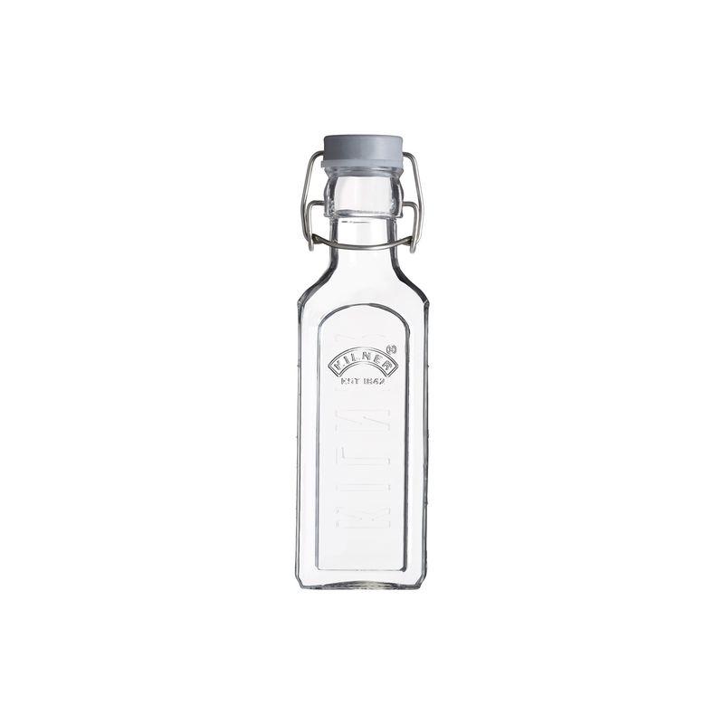 Kilner - New Clip Top Bottle - butelka - pojemność: 0,3 l
