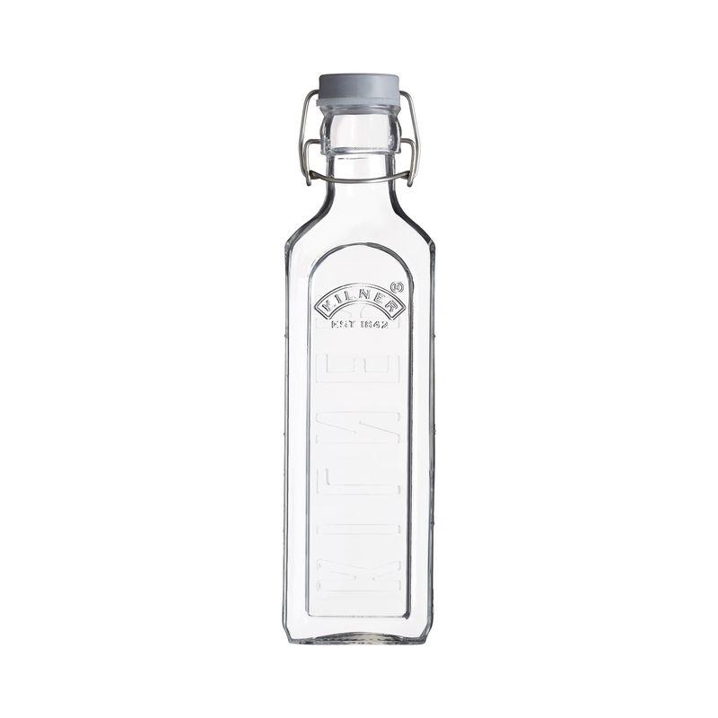 Kilner - New Clip Top Bottle - butelka - pojemność: 0,6 l