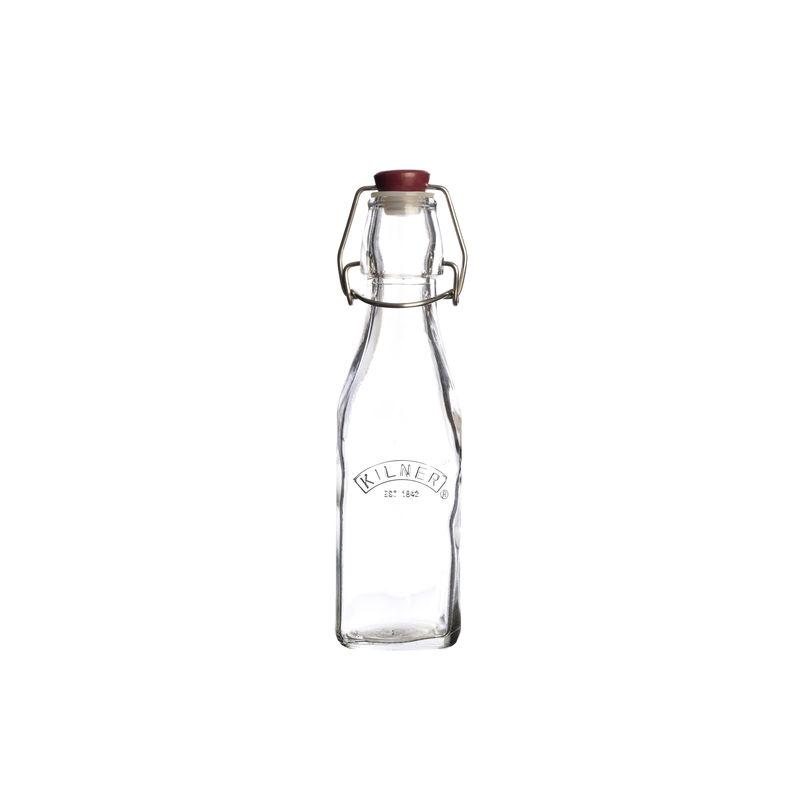 Kilner - Clip Top Bottle - butelka - pojemność: 0,25 l