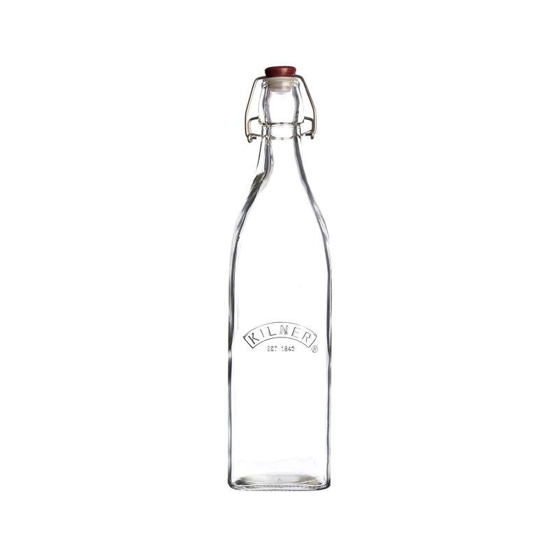 Kilner - Clip Top Bottle - butelka - pojemność: 0,55 l