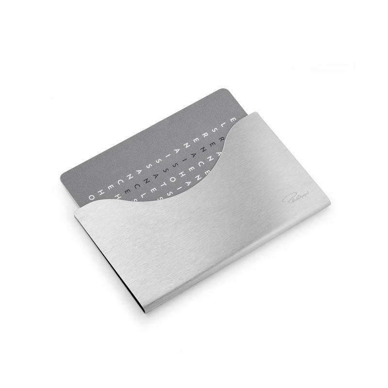 Philippi - Smart - etui na karty kredytowe - wymiary: 9 x 6 cm