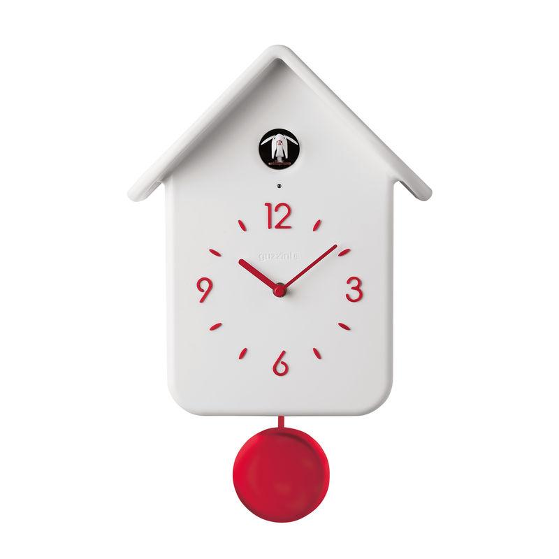 Guzzini - QQ - zegar z kukułką - wymiary: 25 x 12 x 39 cm