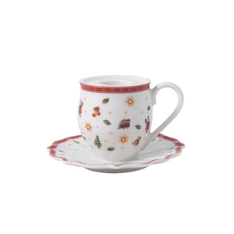 Villeroy & Boch - Toy's Delight Decoration - świecznik - kubek - średnica: 10 cm