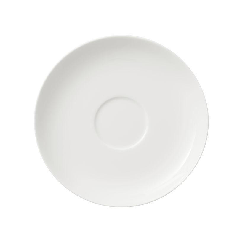 Villeroy & Boch - For Me - spodek do filiżanki do kawy lub herbaty - średnica: 14 cm