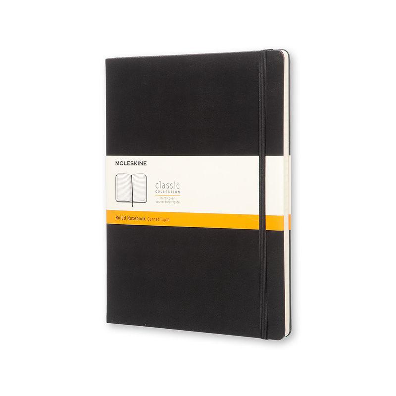 Moleskine - Classic - notatnik w linie - twarda oprawa