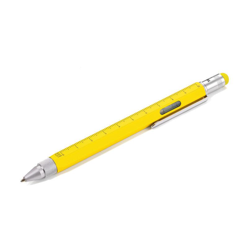 Troika - Construction - długopis wielozadaniowy - długość: 15 cm