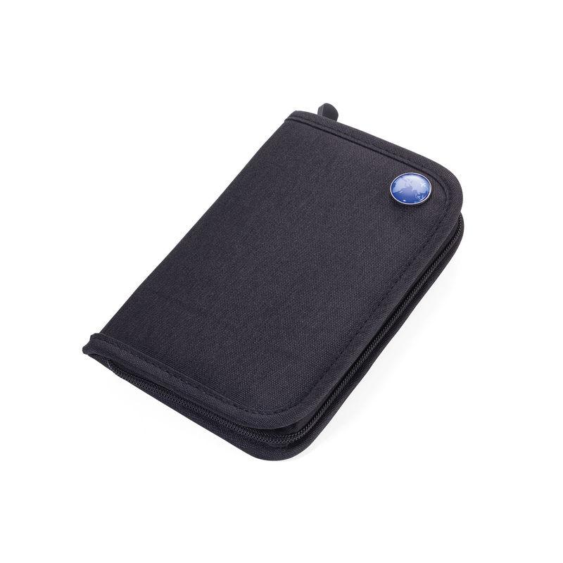Troika - Safe Trip - portfel podróżny - wymiary: 18,5 x 12,5 cm