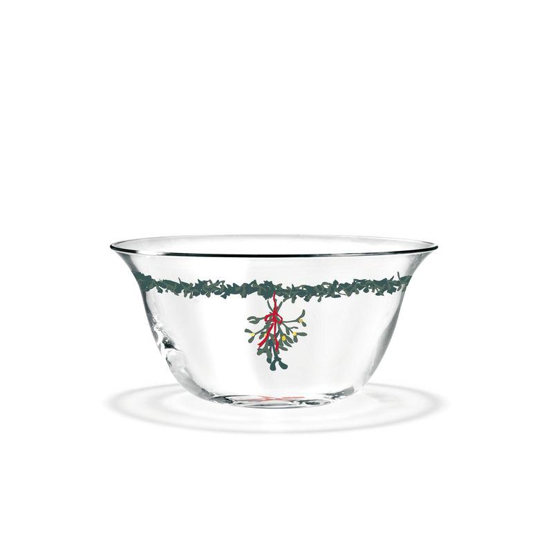 Holmegaard - Christmas - miseczka - średnica: 12,4 cm; dekoracje wiszące