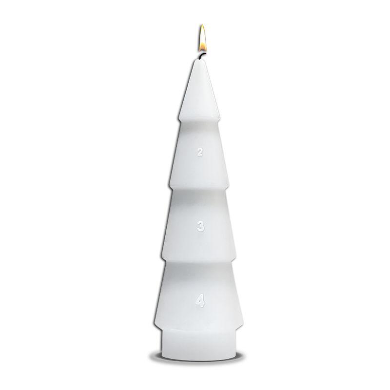 Holmegaard - Design with Light - świeca adwentowa - wysokość: 28,5 cm