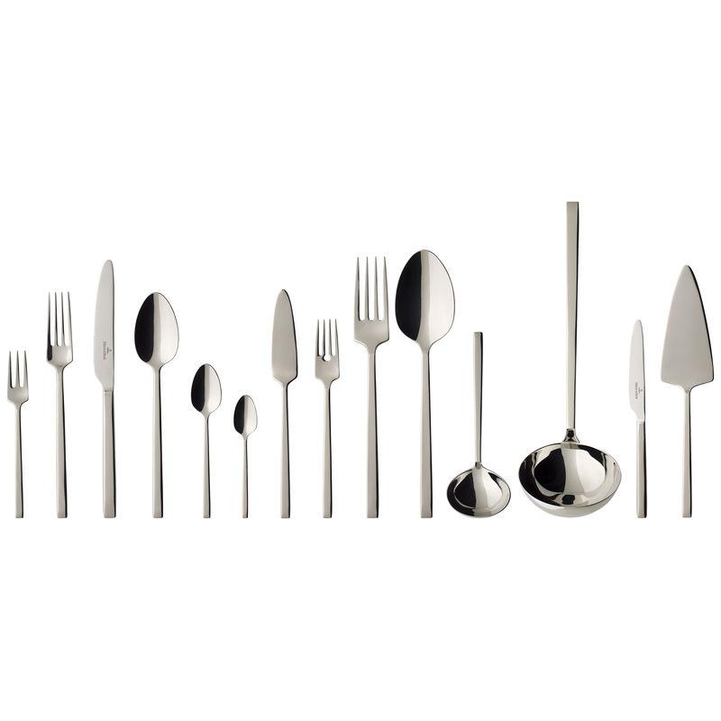 Villeroy & Boch - La Classica - sztućce - komplet 113 sztuk - dla 12 osób
