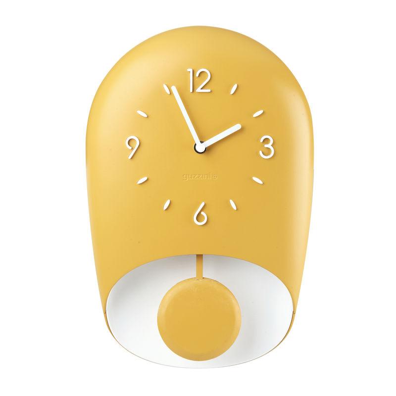 Guzzini - Bell - zegar z wahadłem - wymiary: 22 x 8 x 33 cm