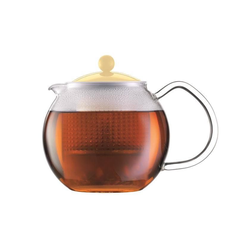 Bodum - Assam - tłokowy zaparzacz do herbaty - pojemność: 0,5 l