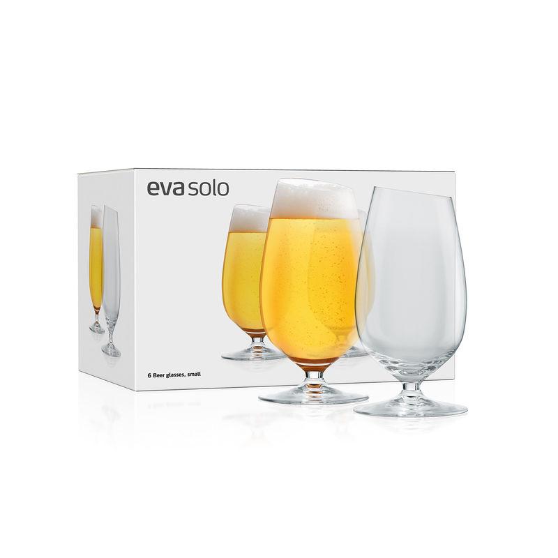 Eva Solo - 6 kieliszków do piwa - pojemność: 0,35 l