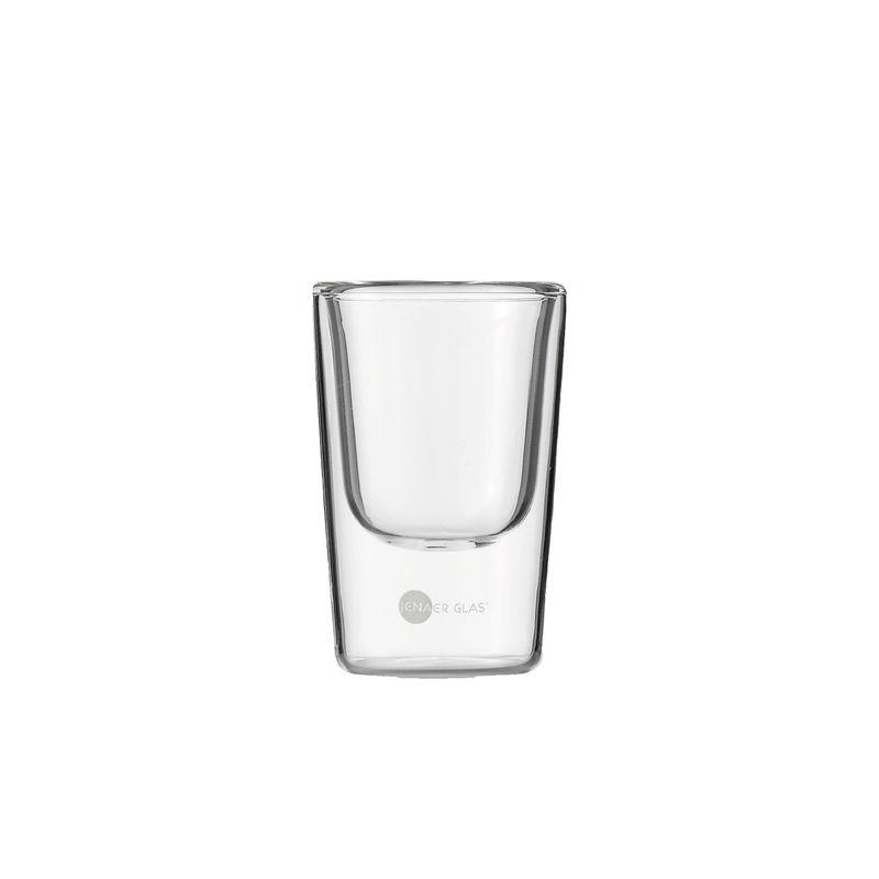 Jenaer Glas - Primo - 2 szklanki o podwójnych ściankach