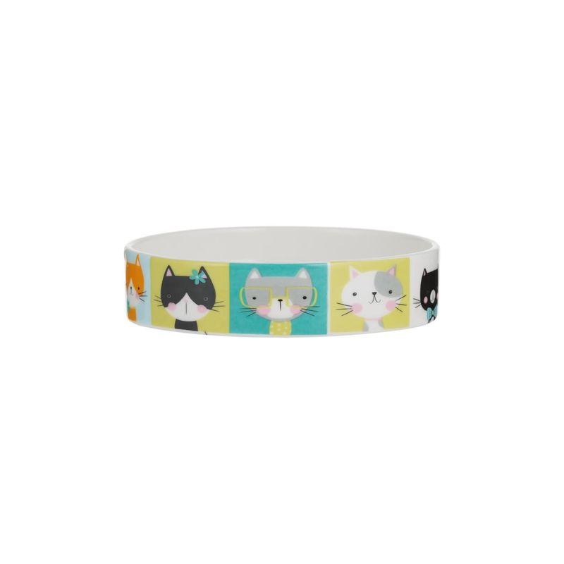 Mason Cash - Pawtrait - miska dla kota - średnica: 13 cm