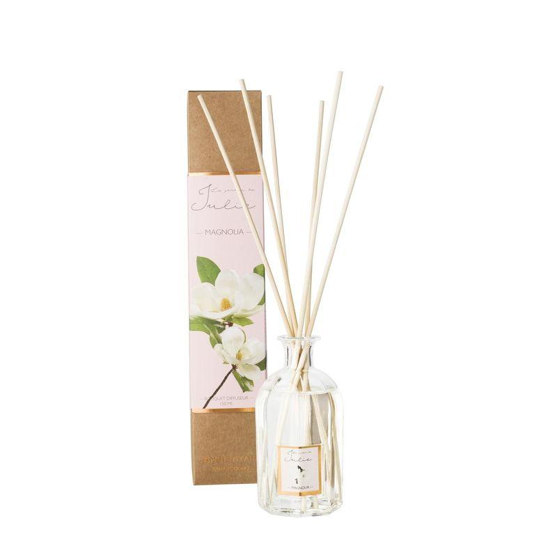 Lacrosse - Magnolia - patyczki zapachowe - magnolia - pojemność: 150 ml